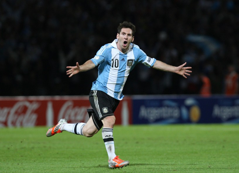 Lionel Messi Argentina 2600 1884 Sports Hd Wallpapers Hd Desktop